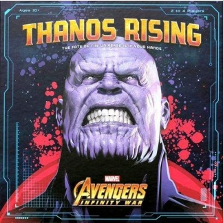 Image Thanos Rising: Avengers Infinity War
