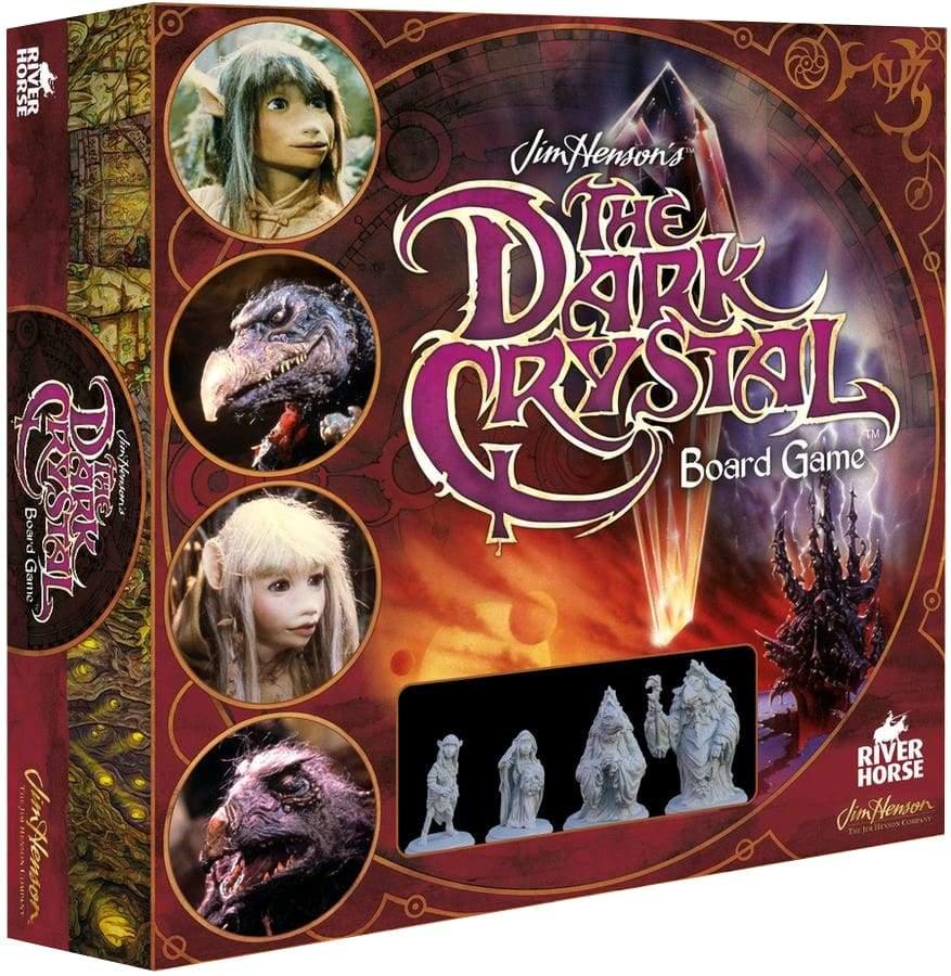 The Dark Crystal – Board Game