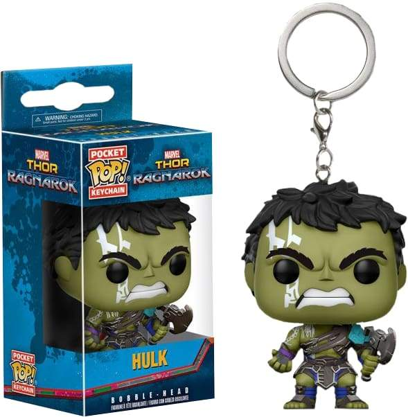 Image Thor 3 - Hulk Pop! Keychain