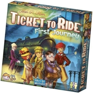 Image Ticket to Ride First Journey