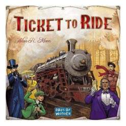 Image Ticket to Ride (USA Map)