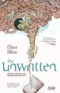 Image UNWRITTEN TP VOL 01 TOMMY TAYLOR AND BOGUS IDENTITY