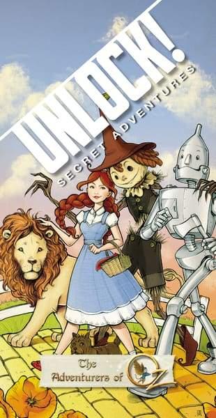 Image Unlock: The Adventure of Oz