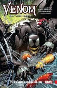 Image VENOM TP VOL 02 LAND BEFORE CRIME