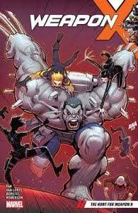 Image WEAPON X TP VOL 02 HUNT FOR WEAPON H