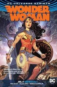 Image WONDER WOMAN TP VOL 04 GODWATCH (REBIRTH)
