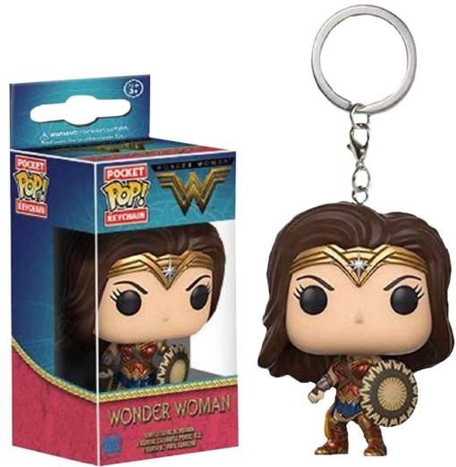 Image Wonder Woman Movie - Wonder Woman Pop! Keychain