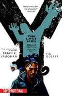 Image Y THE LAST MAN DELUXE EDITION HC VOL 01 (MR)