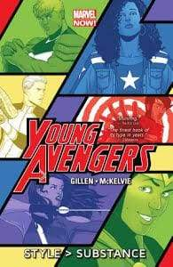 Image YOUNG AVENGERS TP VOL 01 STYLE SUBSTANCE NOW
