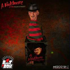 A Nightmare on Elm Street - Freddy Burst-A-Box - Replica & Dolls