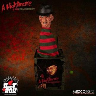 A Nightmare on Elm Street - Freddy Burst-A-Box - Replica & Dolls