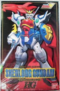 Image 1/100 HG Shenlong Gundam Model Kit