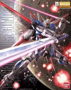 Image 1/100 MG Force Impulse Gundam Model Kit
