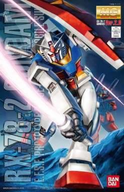 Image 1/100 MG Gundam RX-78-2 Ver 2.0 Model Kit