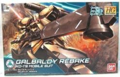 Image 1/144 HGBD Galbaldy Rebake Model Kit