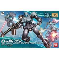 Image 1/144 HGBD Leo NPD Model Kit