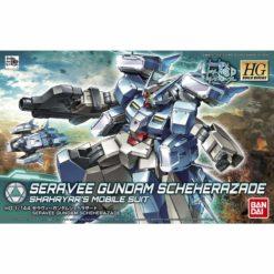 Image 1/144 HGBD Seravee Gundam Scheherazade Model Kit