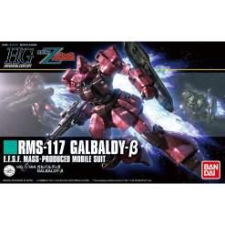 Image 1/144 HGUC Galbaldy Beta Model Kit