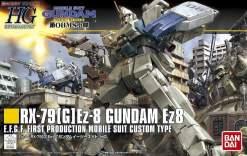Image 1/144 HGUC Gundam Ez8 Model Kit
