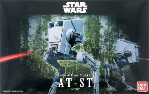 Image 1/48 AT-ST Model Kit