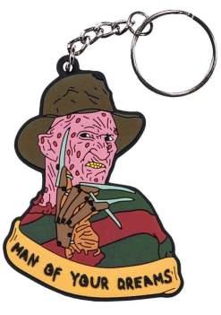 Image A Nightmare on Elm Street - Freddy Krueger PVC Keychain