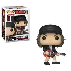 Image AC/DC - Angus Young Pop! Vinyl (With chance of Chase)