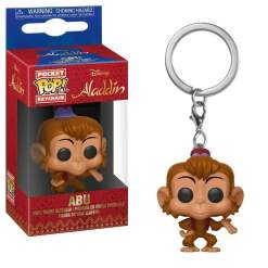 Image Aladdin - Abu Pocket Pop! Keychain