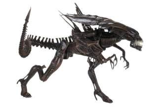 Image Aliens - Alien Resurrection Queen Deluxe Boxed Action Figure