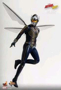Image Ant-Man and the Wasp - Wasp 1:6 Scale Action Figure