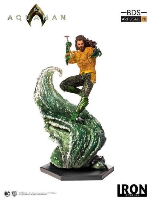 Image Aquaman - Aquaman 1:10 Scale Statue