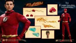 Image Arrow - Flash (Season 5) Deluxe 1:8 Scale Action Figure
