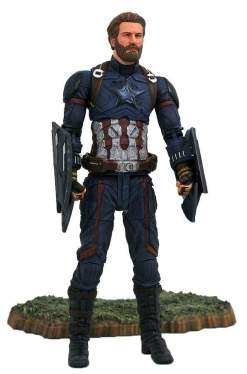 Image Avengers 3: Infinity War - Captain America Action Figure