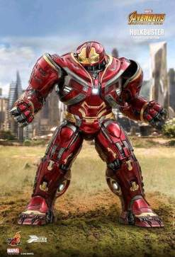 Image Avengers 3: Infinity War - Hulkbuster Power Pose 1:6 Scale Action Figure