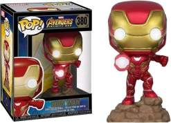 Image Avengers 3: Infinity War - Iron Man Light Up US Exclusive Pop! Vinyl [RS]