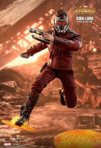 """Image Avengers 3: Infinity War - Star-Lord 12"""" 1:6 Scale Action Figure"""