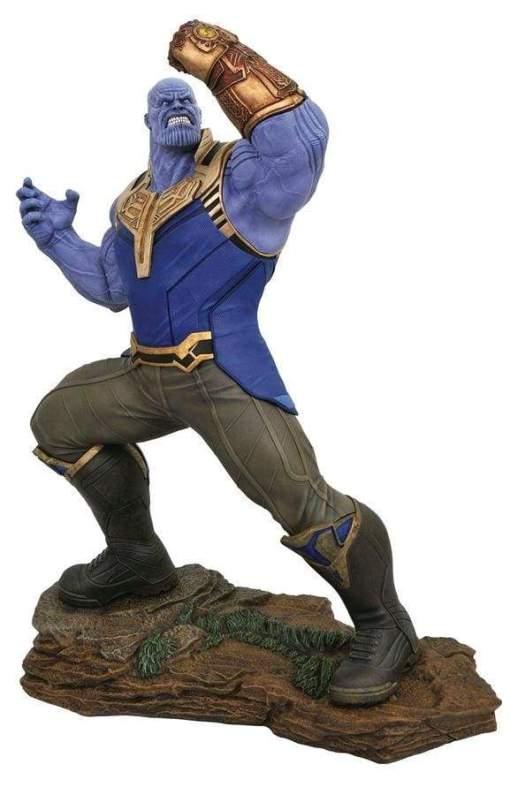 Image Avengers 3: Infinity War - Thanos Milestones Statue