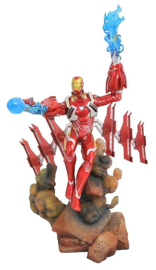 Image Avengers 3 - Iron Man PVC Gallery Diorama