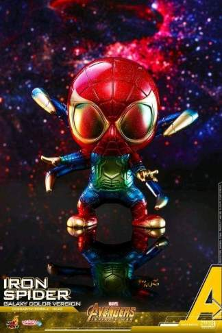 Image Avengers 3 - Iron Spider Galaxy Color Cosbaby