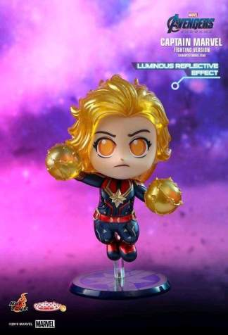 Image Avengers 4 - Captain Marvel Cosbaby