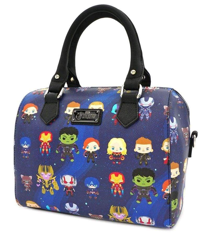 Avengers 4 – Chibi Print Mini Duffle Bag
