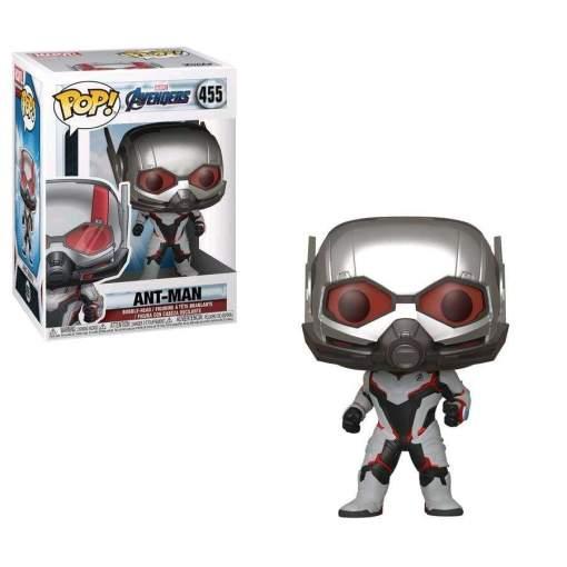 Image Avengers 4: Endgame - Ant Man (Team Suit) Pop! Vinyl