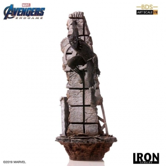 Image Avengers 4: Endgame - Black Panther 1:10 Scale Statue