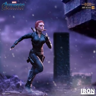 Image Avengers 4: Endgame - Black Widow 1/10th Scale Statue