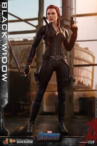 "Image Avengers 4: Endgame - Black Widow 12"" 1:6 Scale Action Figure"