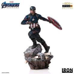 Image Avengers 4: Endgame - Captain America 1:10 Deluxe Scale Statue