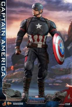 "Image Avengers 4: Endgame - Captain America 12"" 1:6 Scale Action Figure"