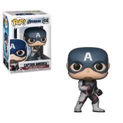 Image Avengers 4: Endgame - Captain America (Team Suit) Pop! Vinyl
