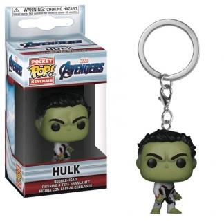 Image Avengers 4: Endgame - Hulk Pocket Pop! Keychain