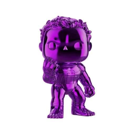 Image Avengers 4: Endgame - Hulk Purple Chrome US Exclusive Pop! Vinyl [RS]