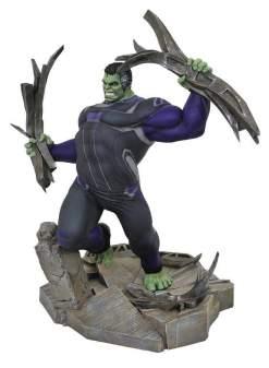Image Avengers 4: Endgame - Hulk Tracksuit Deluxe Gallery PVC Statue